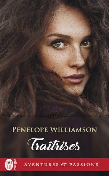 Traîtrises de Penelope Williamson 71uj2t11