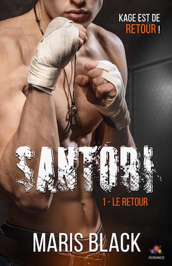 Santori - Tome 1 : Le retour de Maris Black Black-10