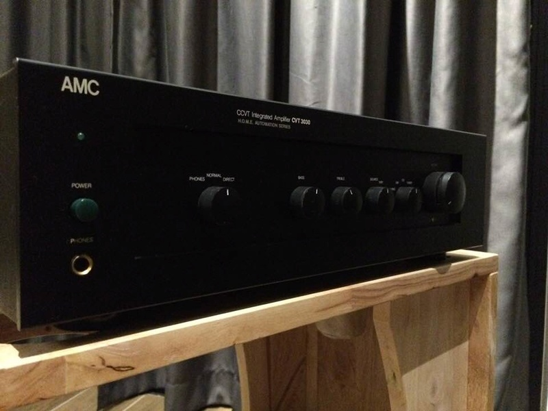 AMC CVT-3030  Integrated Valve Amplifier (Used) 32116210