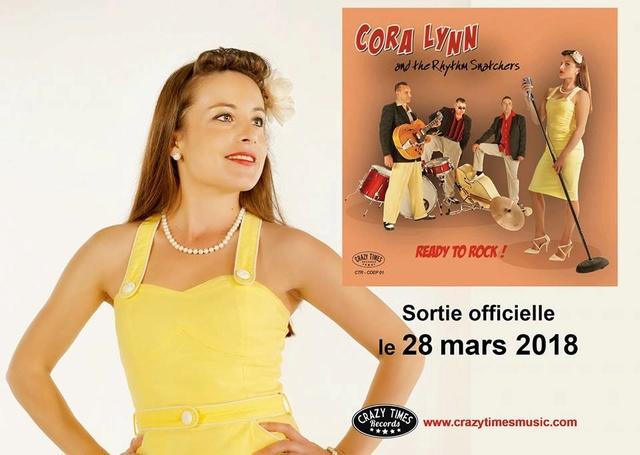 Cora Lynn & the Rhythm Snotchers 31606510