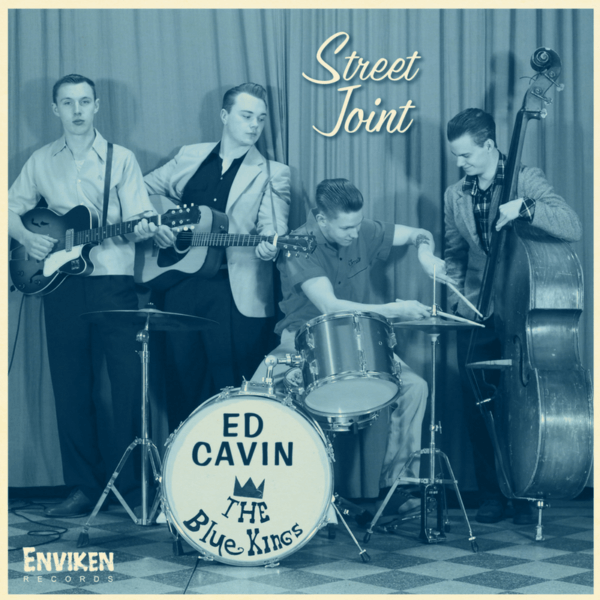 Ed Cavin & The Blue Kings Enrec110