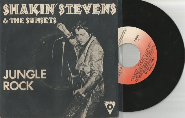Shakin' Stevens and The Sunsets  Shakin11