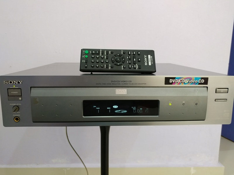 Sony DVP-S7000 Flagship DVD Player for Play Audio CD and CD Transport 20180121