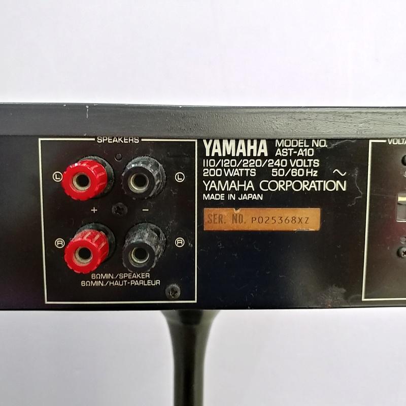Yamaha AST-A10 Natural Sound Active Servo Processing Power Amplifier  20180155