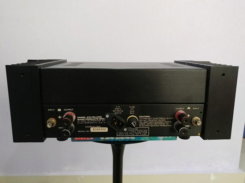 SUMO Polaris 310 USA Made 100watts Per Channel Power Amplifier 20180175