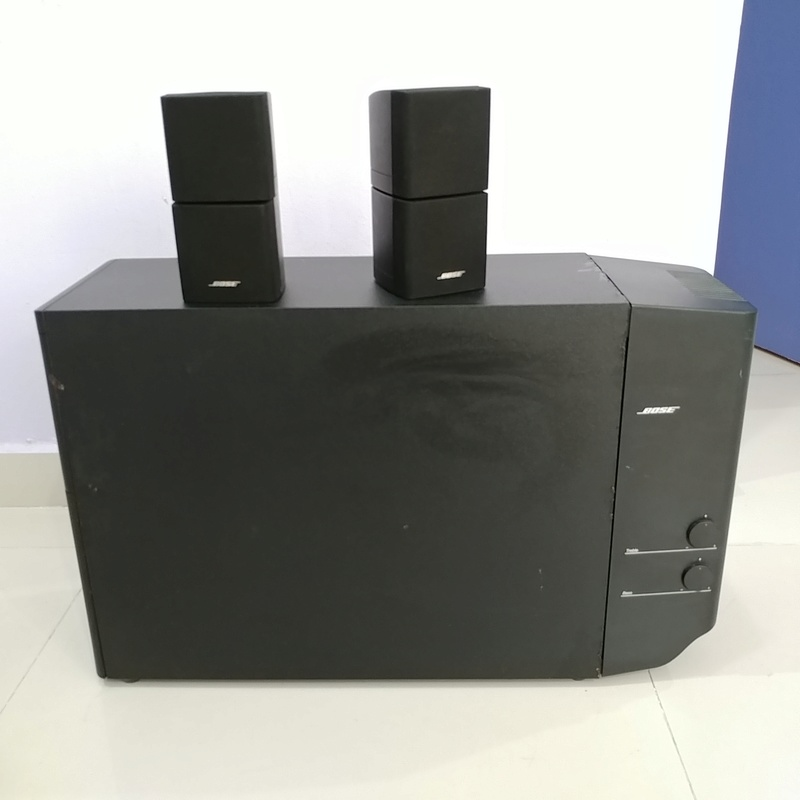 Bose Lifestyle 5 USA  Stereo Music System with remote 20180264