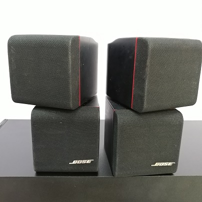 Bose Acoustimass 5 Series II RedLine Double Cube Stereo 2.1 Speaker system 20180266