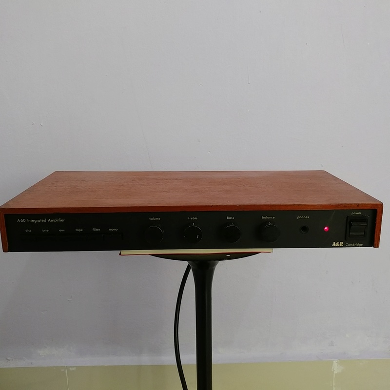 A&R Cambridge A60 England Made Stereo Integrated Amplifier 20180310