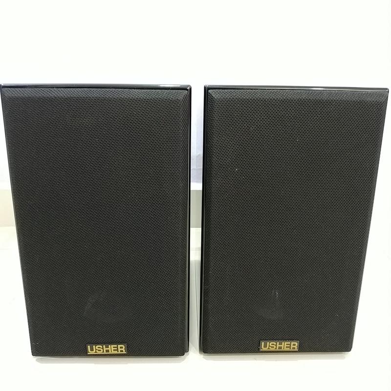 Usher S-520 Bookshelf Speaker 20180416