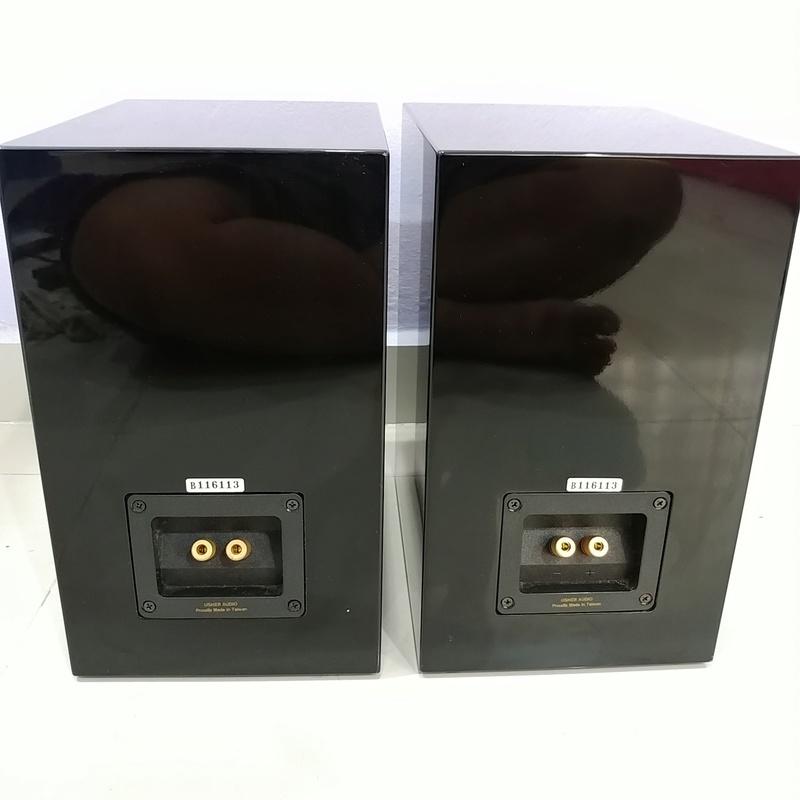 Usher S-520 Bookshelf Speaker 20180418