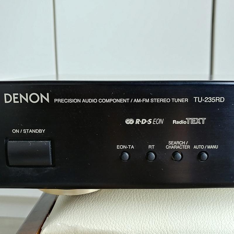 Denon TU-235RD FM Hi Fi Stereo Tuner  20180433