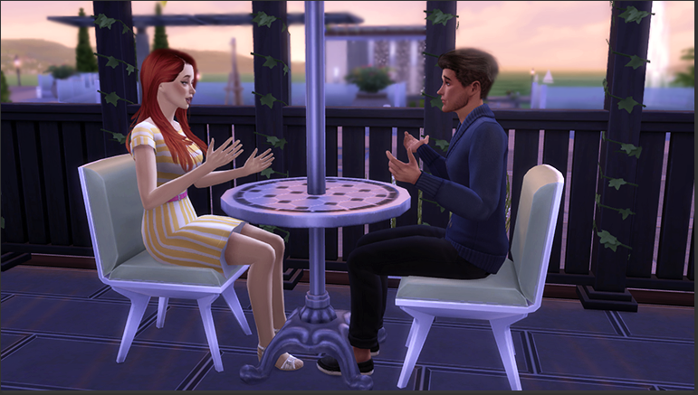 Elina The Sims 4 pildid - 6 juuni 2018 Screen10