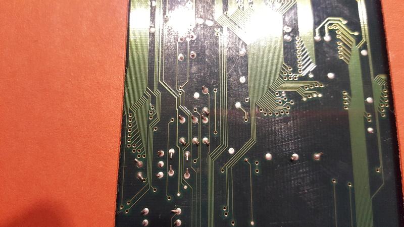Réparation slot MVS MV1FS 20171018