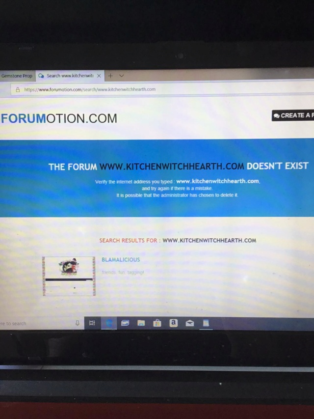 [ONLY TOPIC] my custom domain name refers to a page that says the forum does not exist ! 36200211