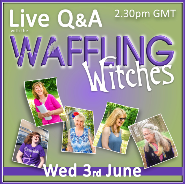 Waffling Witches Live Q&A 99011110