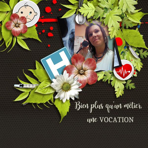 My vocation  Tifscr11