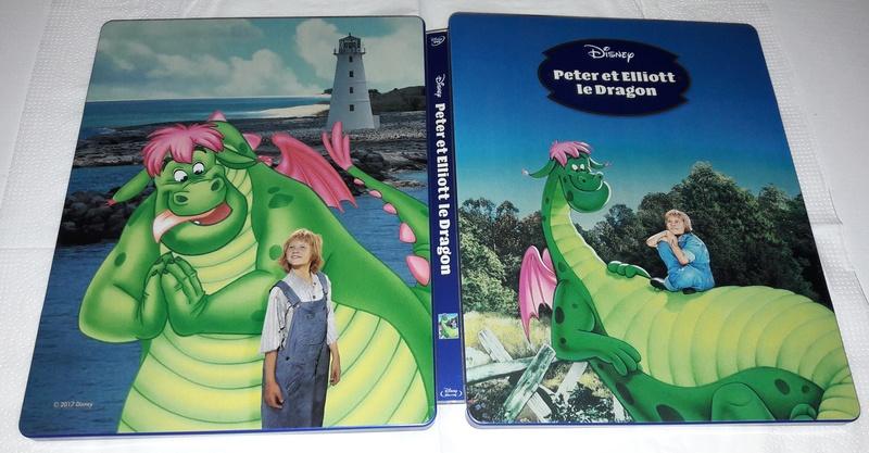 Les Blu-ray Disney en Steelbook [Débats / BD]  - Page 6 20171216