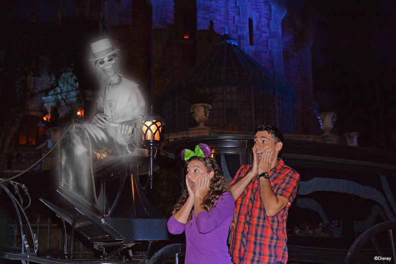 [PhotoPass] Arrivée du Magic Shot avec les personnages de Phantom Manor à Frontierland Khklha10
