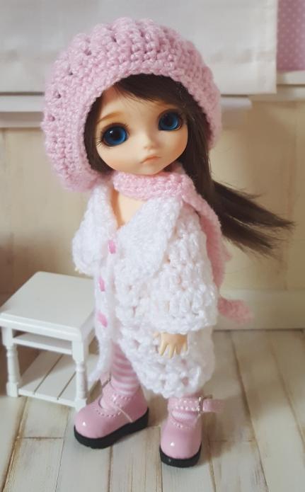 C'est l'hiver pour Zélie aussi ! 2a110