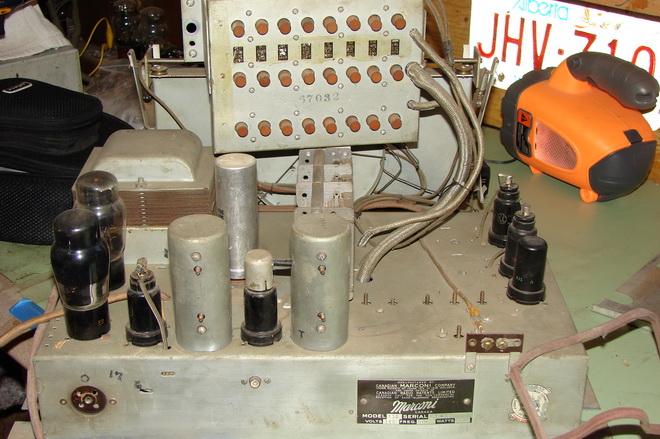 Marconi model 138 Dsc04414