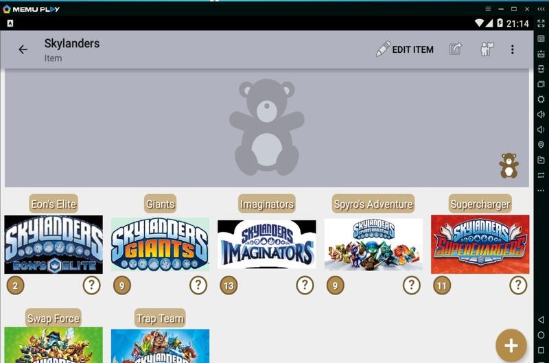 [SITE] Un site qui répertorie toutes les figurines Skylanders, Amiibo, Disney Infinity, etc.... Sky110