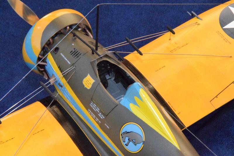 Boeing P26 Peashooter 1/32 Dsc_0048