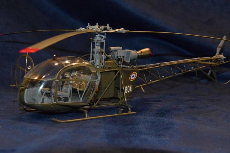 Alouette II - Revell- 1/32 Dsc_0126