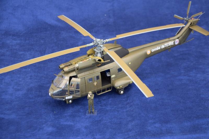 SA330 Puma Revell 1/32 Dsc_0246