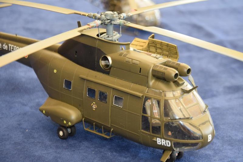 SA330 Puma Revell 1/32 Dsc_0247