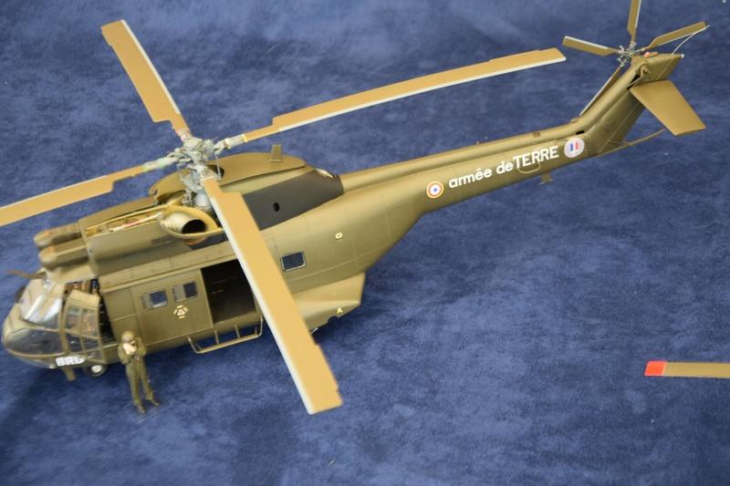SA330 Puma Revell 1/32 Dsc_0249