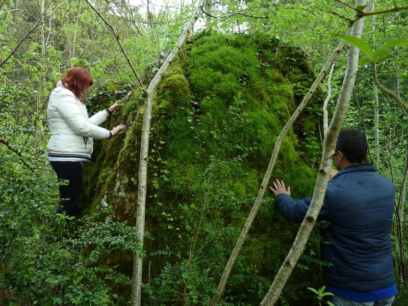 La Pierre ENON, lieu druidique.... Mai_2010