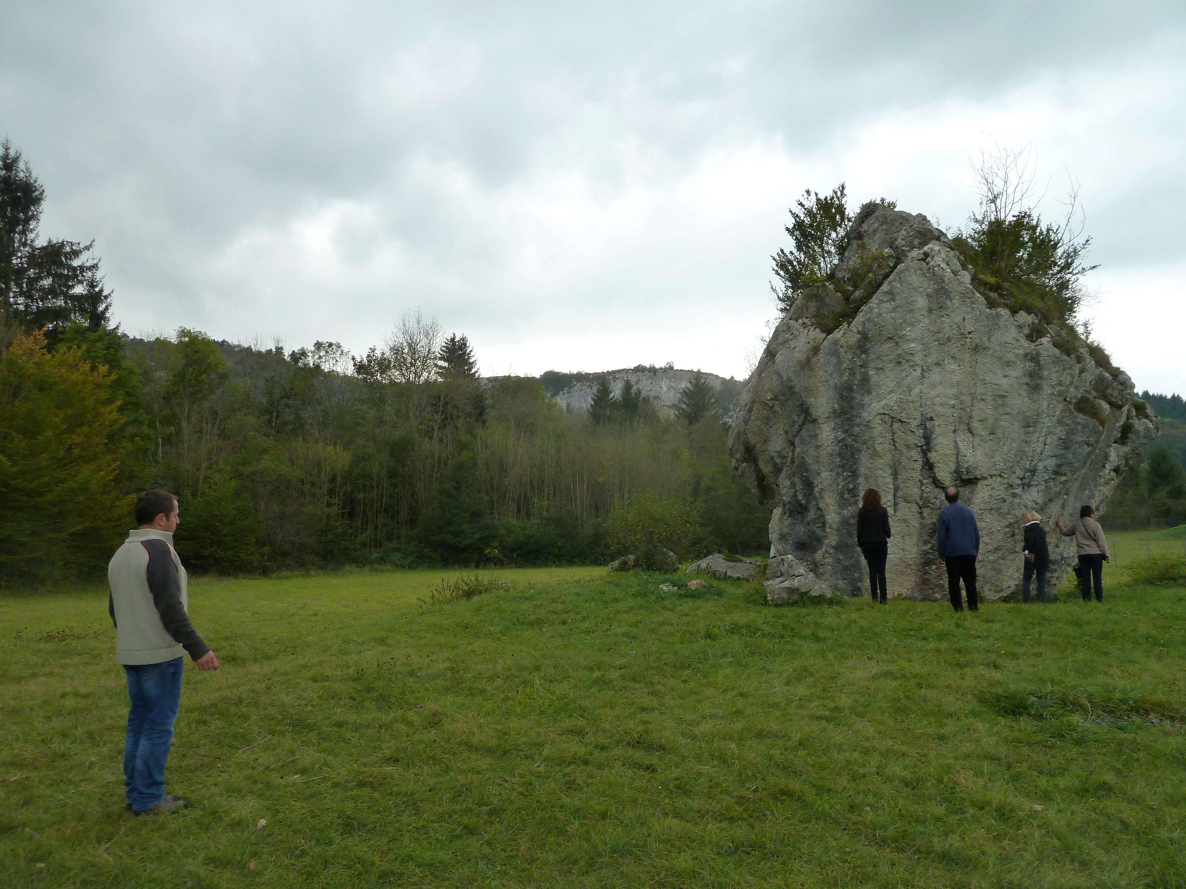 La Pierre ENON, lieu druidique.... Septem13