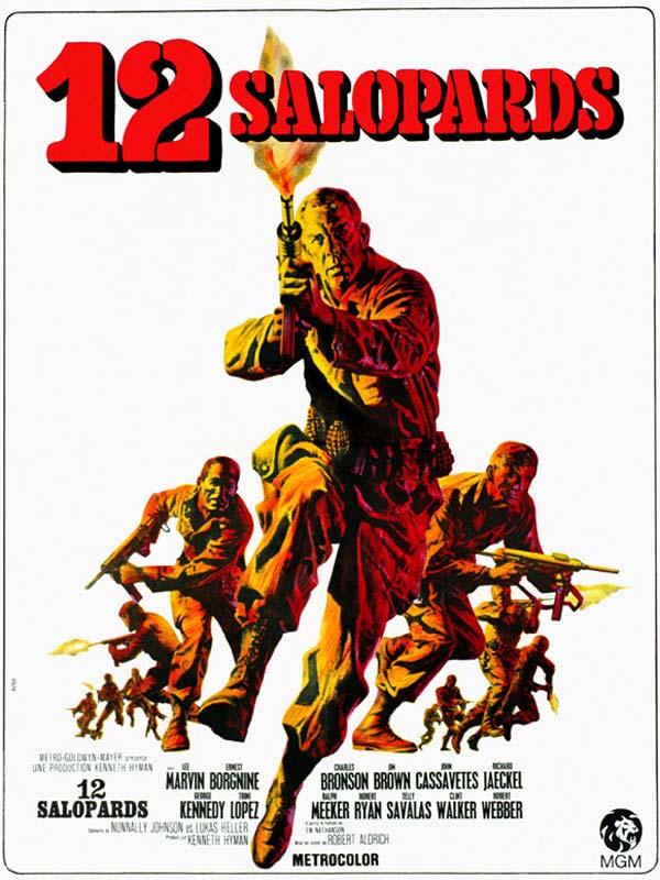 FILM WW2 - Les douzes salopards 18456510