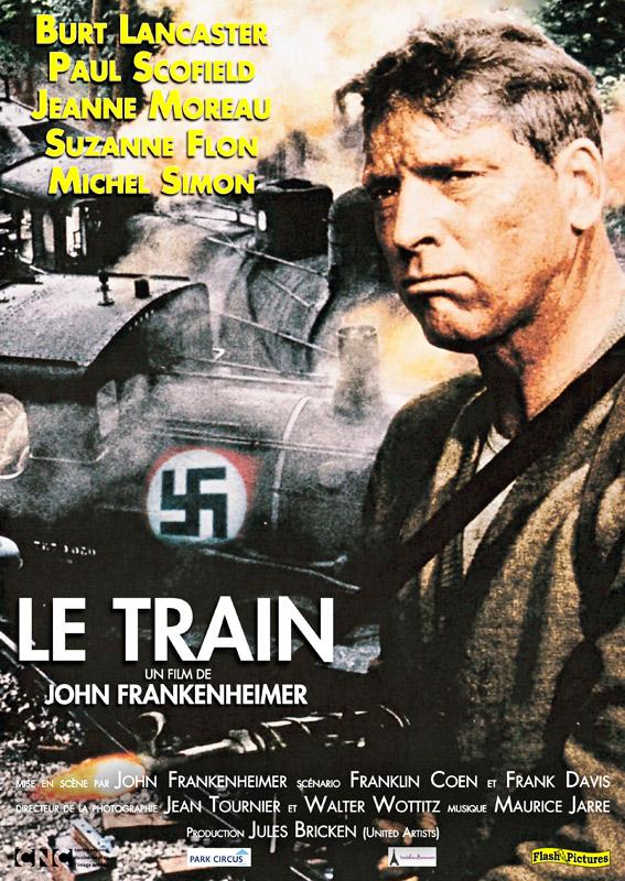 FILM WW2 - Le Train. 20129510
