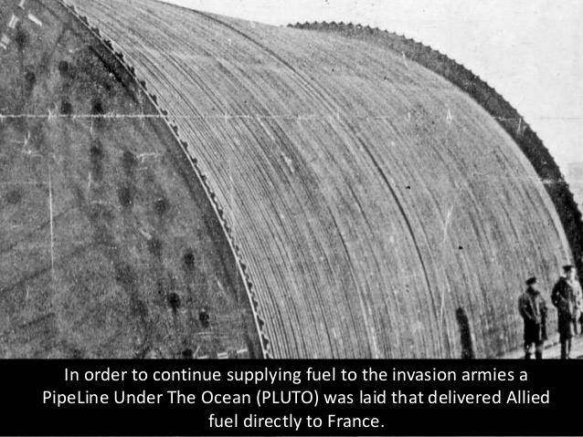 Opération PLUTO (Pipe-Line Under The Ocean) 30713810