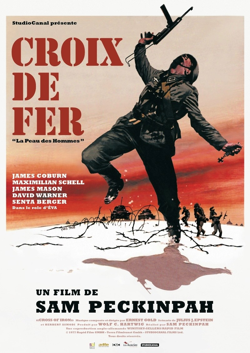 FILM WW2 - Croix de Fer 48536310