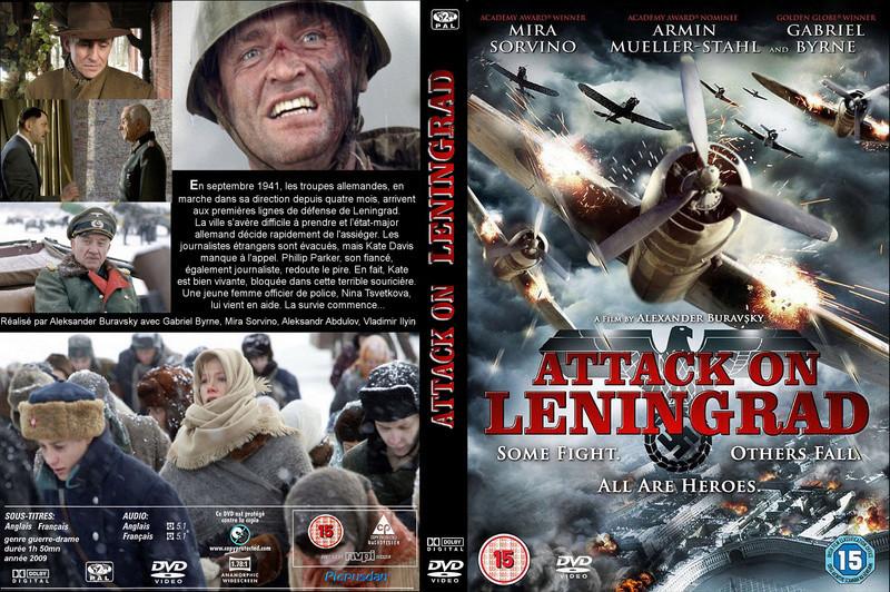 FILM WW2 - Attaque sur Leningrad Attack10