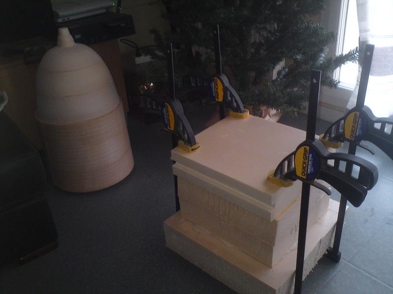Reproduction de Wurfkörper 32cm pour les Aigles Verts Dsc00110