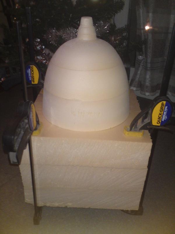 Reproduction de Wurfkörper 32cm pour les Aigles Verts Dsc00111