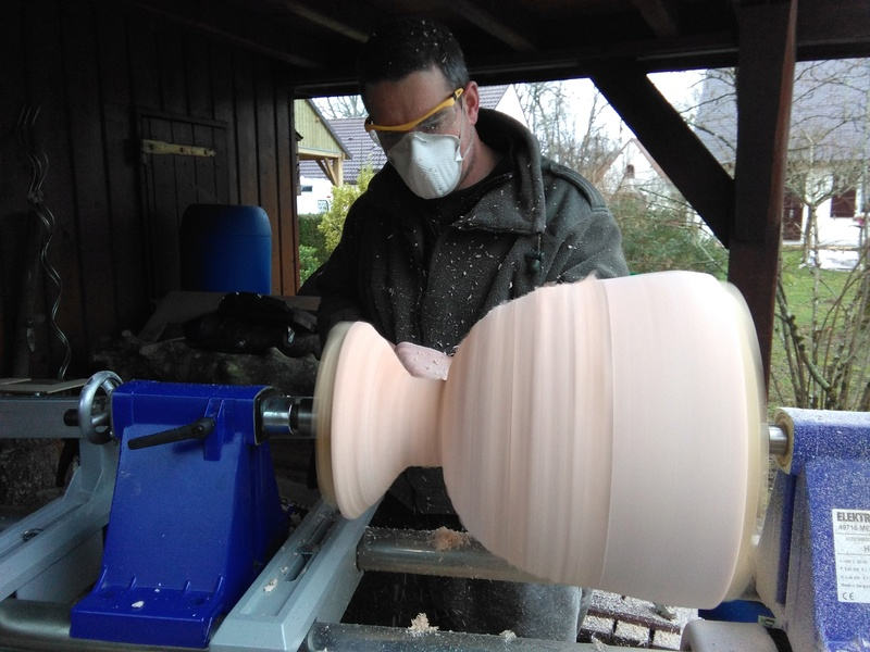 Reproduction de Wurfkörper 32cm pour les Aigles Verts Img_2014