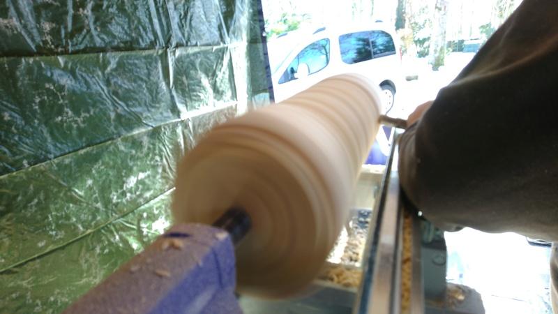 Reproduction de Wurfkörper 32cm pour les Aigles Verts Img_2040