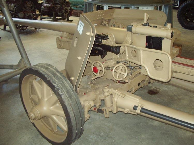 PanzerAbwerKanone de 7,5cm modèle 40 (PAK40) Imgp2814