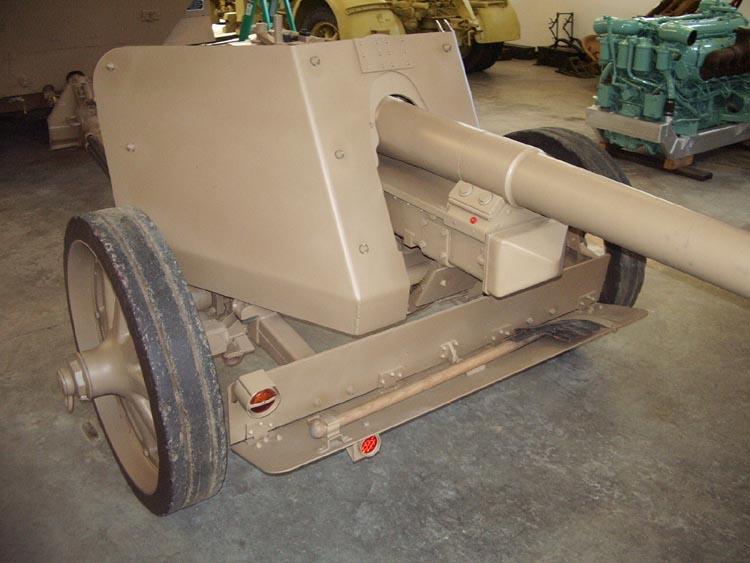 PanzerAbwerKanone de 7,5cm modèle 40 (PAK40) Imgp2823