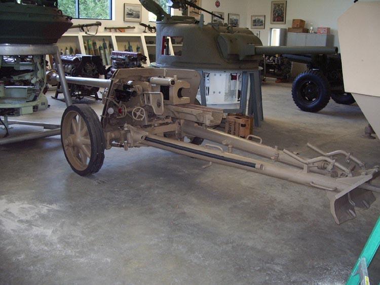 PanzerAbwerKanone de 7,5cm modèle 40 (PAK40) Imgp2828