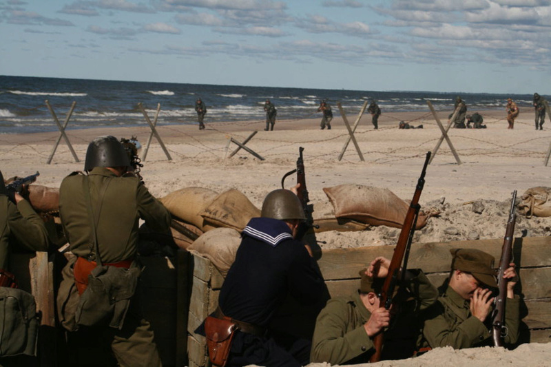 FILM WW2 - Les Héros de Westerplatte Photo_10