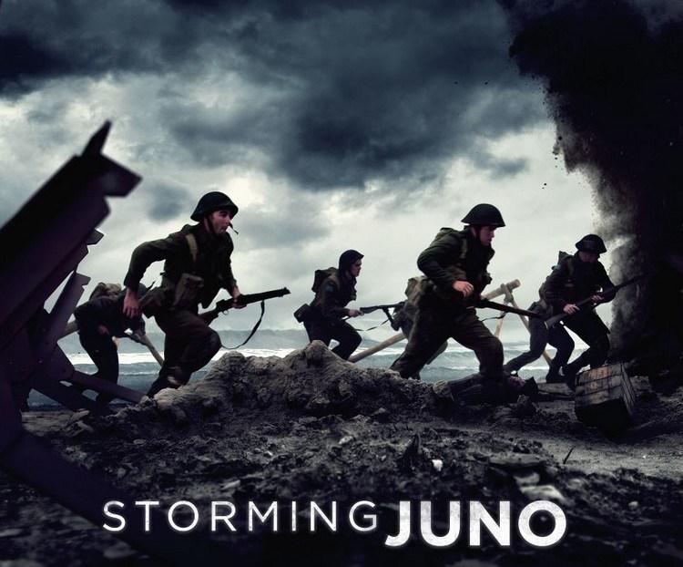 FILM WW2 - Storming Juno Stormi10