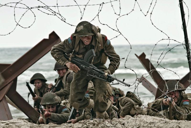 FILM WW2 - Storming Juno Wojuno10