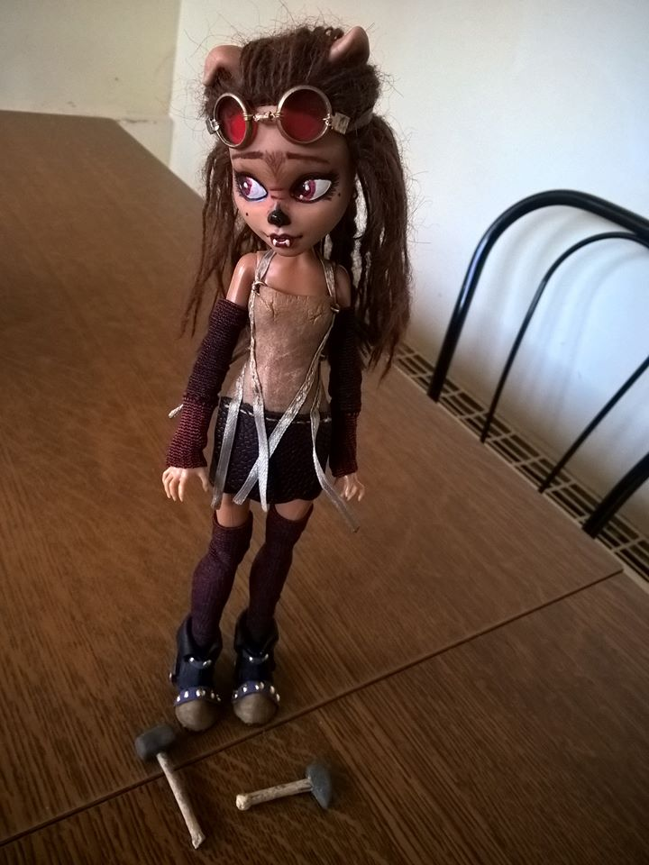 Commissions: Miniatures diverses MSD/MonsterHigh/Pullip.... 22365511