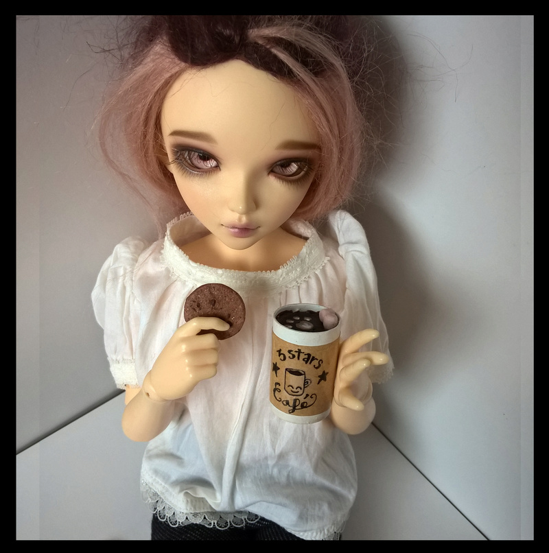 Commissions: Miniatures diverses MSD/MonsterHigh/Pullip.... Cafe10