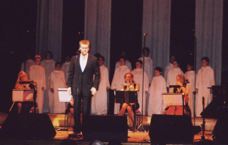 Les concerts et sorties (prestations live de Libera) [2000 → présent] 2004b11